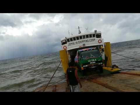 Port of Pilar, Camotes, Cebu, Philippines