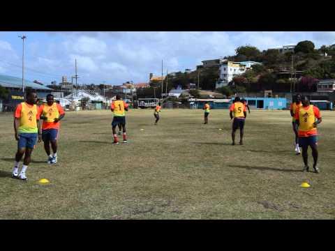 GRENADA-FIFA FITNESS TEST (30.04.2015)