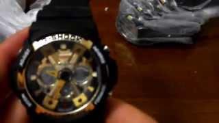 Часы Casio G-Shock GA-200 с Aliexpress(Покупал на Алиэкспресс тут:http://www.aliexpress.com/snapshot/6390418288.html?orderId=64940728695364 Возвращайте процент с покупок в интерн..., 2015-01-13T15:29:08.000Z)