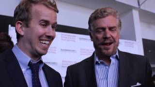 Will Bakke and Christopher McDonald DIFF Red Carpet Interview