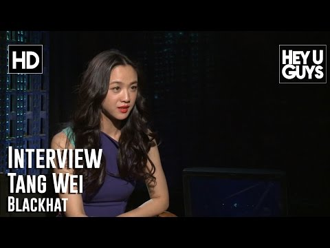 Tang Wei Interview - Blackhat
