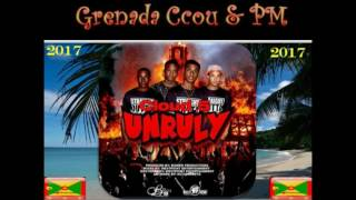 Cloud 5 - Unruly (Soca Monarch 2017) Carriacou Mass