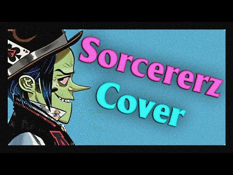 Gorillaz - Sorcererz (Cover by Palta Studioz) | Remastered