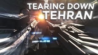 Tearing down Tehran | Battlefield 3 Killstreaks