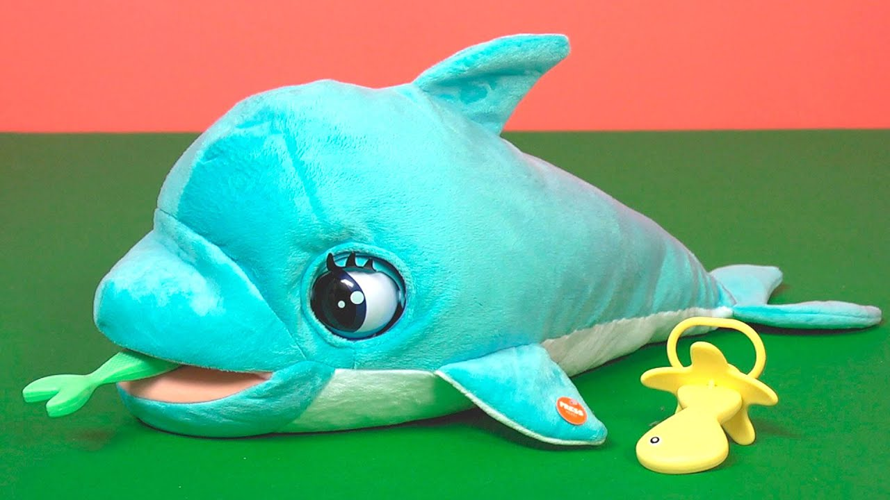 Blu Blu The Baby Dolphin Medmind Co Uk