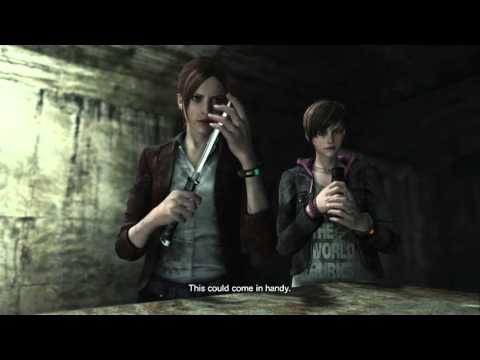 Xbox One Longplay [014] Resident Evil Revelations 2  (Part 1 of 6) - Episode 1 Penal Colony