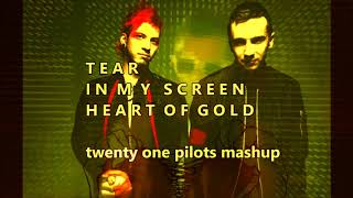 Video twenty one pilots: tear in my screen heart of gold ('18 remaster) download MP3, 3GP, MP4, WEBM, AVI, FLV April 2018