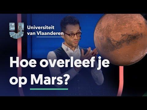 Hoe overleef je op Mars?