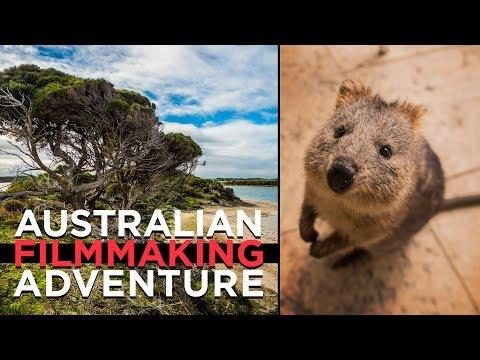 Australian Filmmaking Adventure | Hey.film podcast ep27