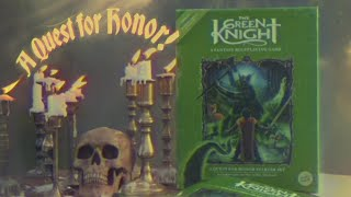 The Green Knight | A Fantasy Roleplaying Game | Official Promo HD | A24