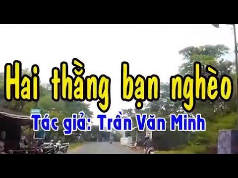 Karaoke vọng cổ HAI THẰNG BẠN NGHÈO - KÉP [Tác giả: Trần Văn Minh]