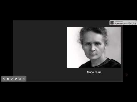 Marie Curie Interview #thenew10