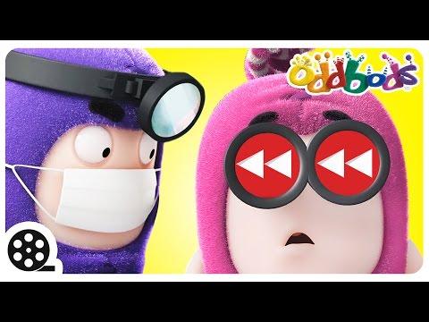 Oddbods Rewind | Best Of 2016 | Doctor Odd, Food Fiasco And More | Funny Cartoons