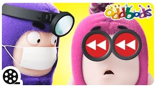 Oddbods Rewind | Best Of 2016 | Doctor Odd, Food Fiasco And More | Funny Cartoons