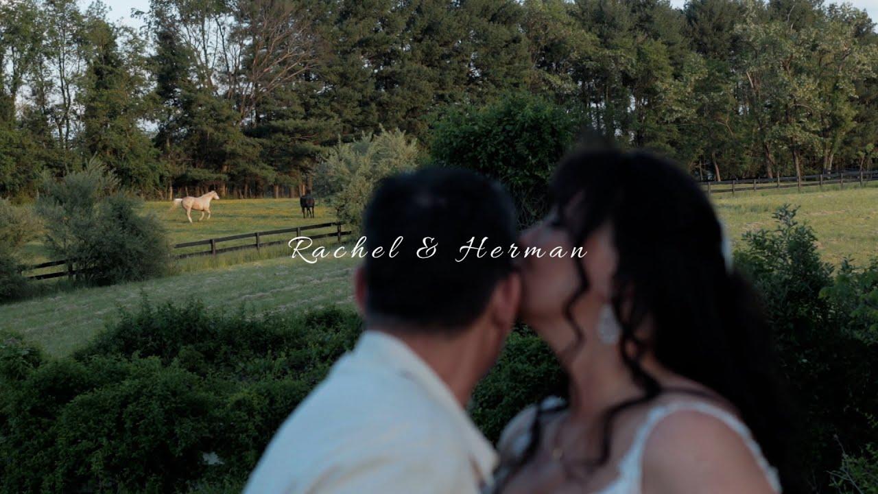 Rachel & Herman Wedding Highlight Teaser   Purcellville, VA