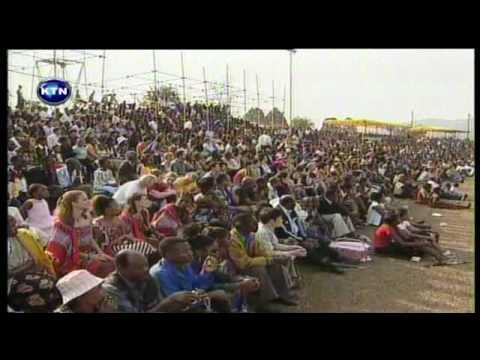 Royal Scandal: King Mswati