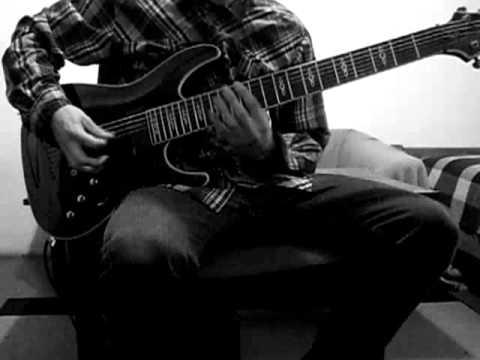 Hacktivist-Cold Shoulders (Guitar Cover)