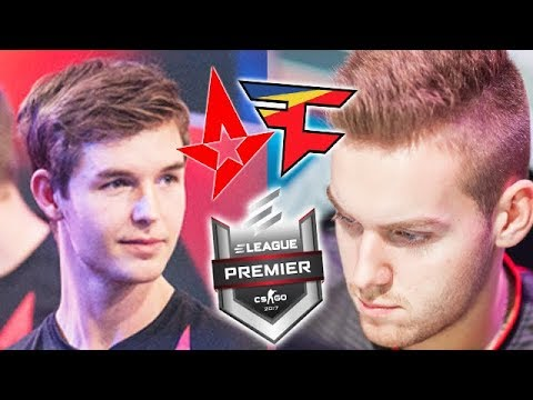 FaZe New #1 Team? Vs Astralis! (Eleague Premier 2017 GRAND FINALS)