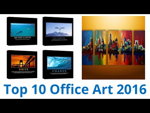 10 Best Office Art 2016