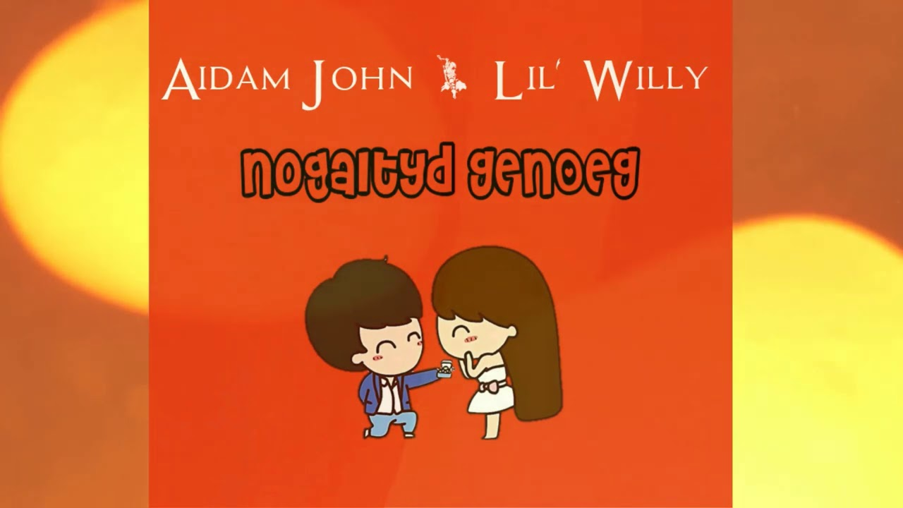 Download Aidam-John & Lil' Willy - Nogaltyd Genoeg (Official Audio)