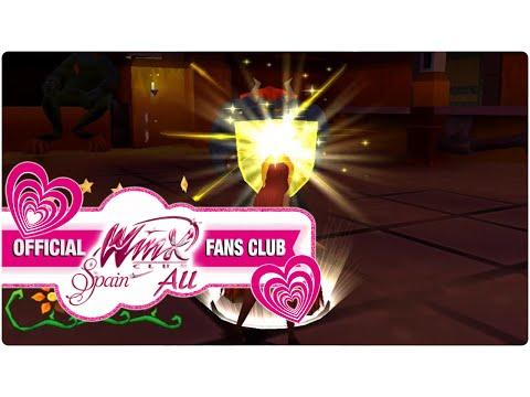 Winx Club PC Game - 16. Bloom VS Minotaurs