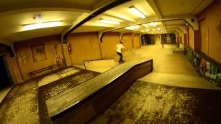 Patrick Pfeifer // Skateboarding // Hammerschlag