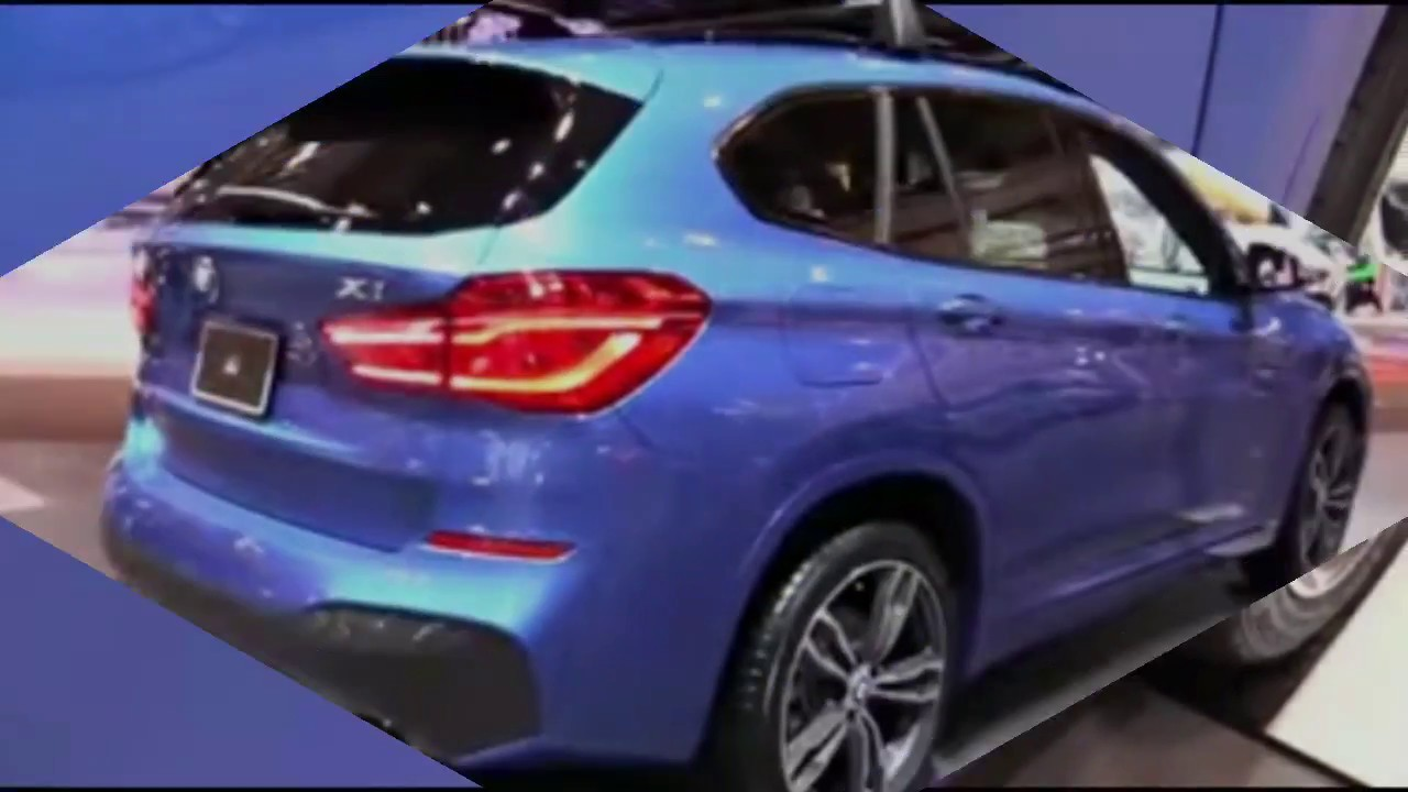 2017 bmw x1 28i x drive m sport new style of bmw youtube. Black Bedroom Furniture Sets. Home Design Ideas