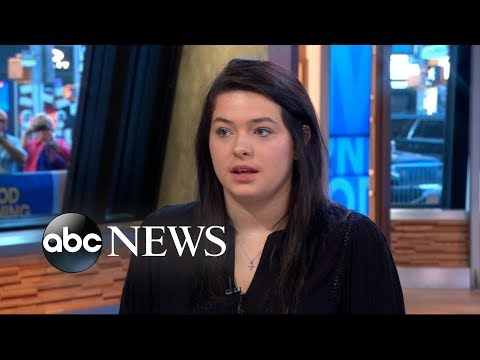 Girl accused of pushing friend off bridge speaks out
