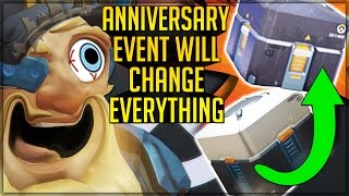 POSSIBLY ALL CLASSIC SKINS REMOVED AND REPLACED!? - Overwatch Discussion and Theory! thumbnail