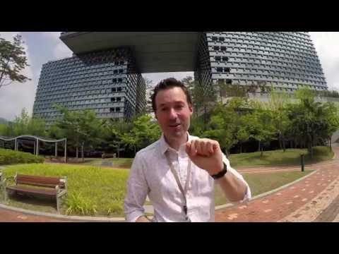 Nic goes NCSOFT Korea - Greetings from Seoul