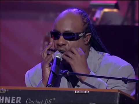 Stevie Wonder - From The Bottom Of My Heart (Live 2005)