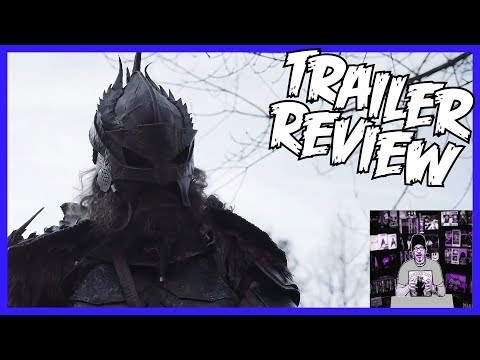 The Head Hunter (2019) Horror Movie Trailer review - Hit the damn ▶ button NOW!!