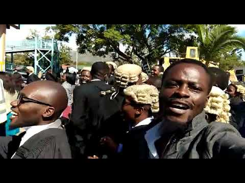 Malawian lawyer there fighting with Malawi president