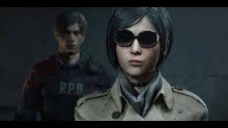 Resident Evil 2   Story Trailer   PS4