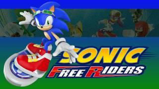 Free (Crush 40 Version) - Sonic Free Riders [OST]