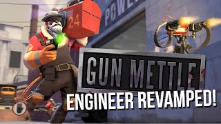 Gun Mettle: Engineer Revamped