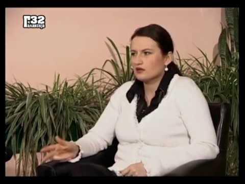 Slavica Terzić - intervju i razogovor na TV Galaksija 32 ČaČak