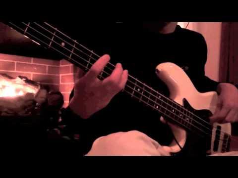 【あの花】Aoi Shiori (Bass Cover)