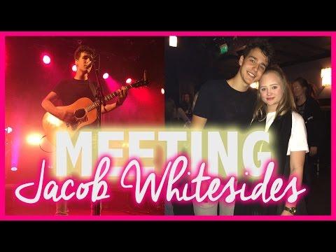 Meeting Jacob Whitesides ❤
