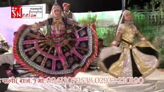 कालबेलिया राजस्थानी नृत्य [जेसलमेरी] , Neelam live Rajasthani 2017