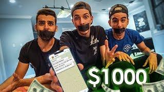 ULTIMO A FALAR GANHA $1,000 DÓLARES ( agoniante ) ‹NeagleHouse ›