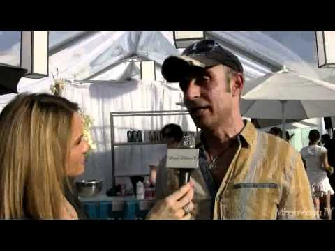 Shaun Toub at the 68th Annual Golden Globes Awards Give Back Hollywood Gift Suite