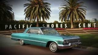 1963 impala seat belt installation