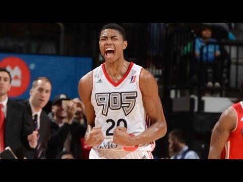 Raptors' Bruno Caboclo 2015-16 NBA D-League Season Highlights