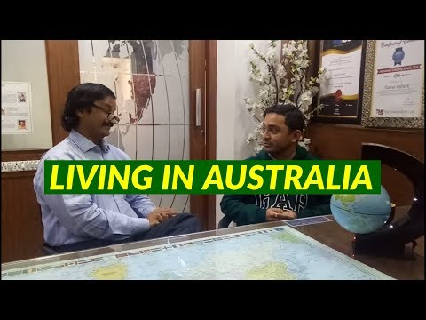 Life of an Engineer in Australia - Manoj Palwe with Harshad