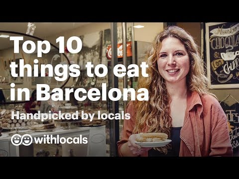 What to eat and where to eat in Barcelona 👫 Handpicked by locals 🥘
