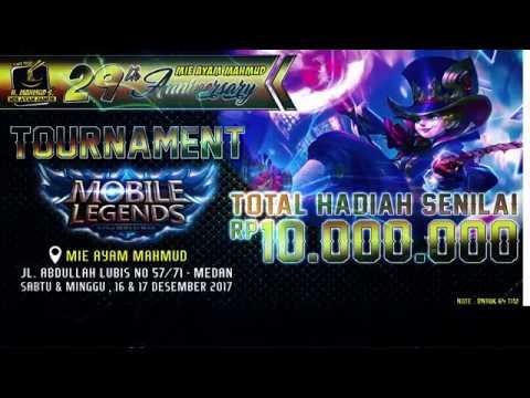 Tournament Mobile Legend Medan