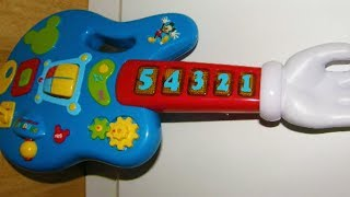 IMC Toys Mickey Mouse Guitar with effects