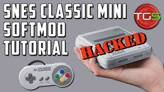 How to Hack your SNES Classic Mini - Hakchi2 & RetroArch Tutorial