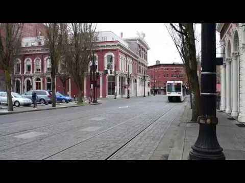 Portland, Oregon - Downtown Portland HD (2017)